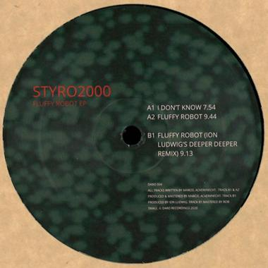 Fluffy Robot EP